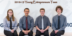 2018-19 Young Entrepreneurs Team